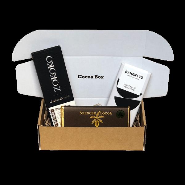 Dark Chocolate Subscription Box | Cocoa Box