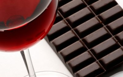 6 Chocolate & Wine Pairings for Your Next Dinner Party
