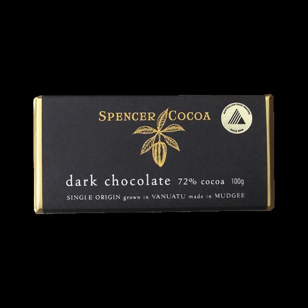 Spencer Cocoa Dark Chocolate