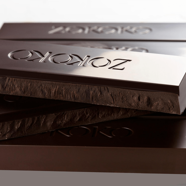 Zokoko Dark chocolate bar