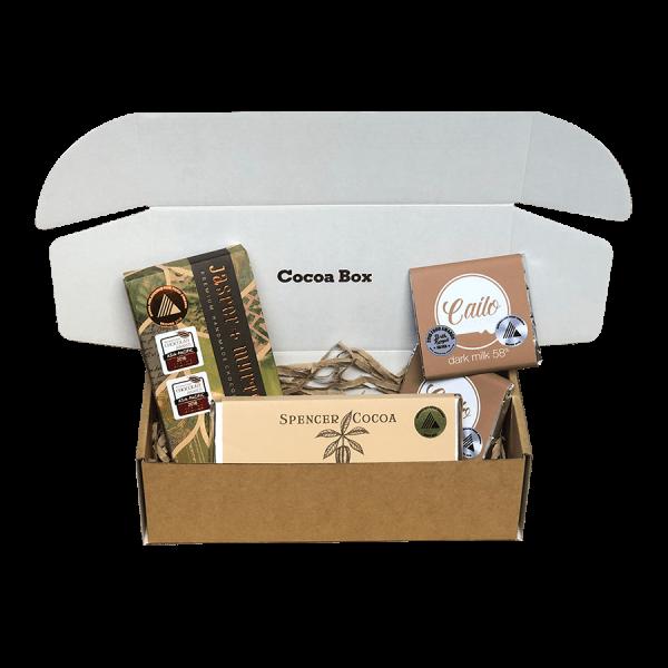 Milk Chocolate Subscription Box | Cocoa Box
