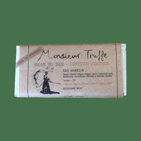 Monsieur Truffe Dark Chocolate sugar free