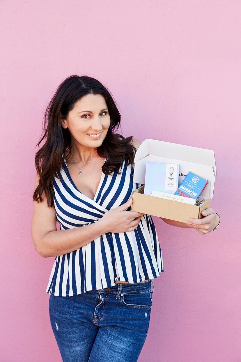 Susan Stokes About Cocoa Box Australia