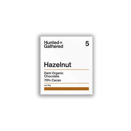 Hunted + Gathered Hazelnut Dark