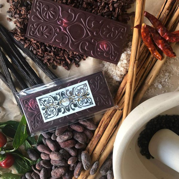 South Pacific Spiced Dark Chocolate