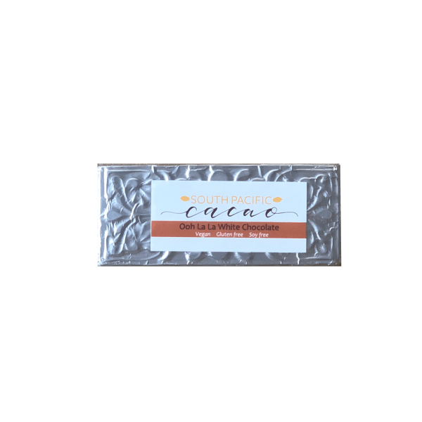South Pacific Cacao White Chocolate