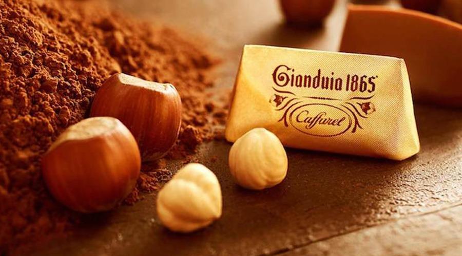 gianduja chocolate history