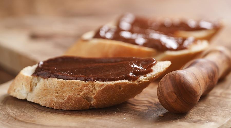 gianduja chocolate hazelnut spread