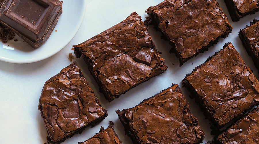 Quick & Easy Double Chocolate Brownie Recipe