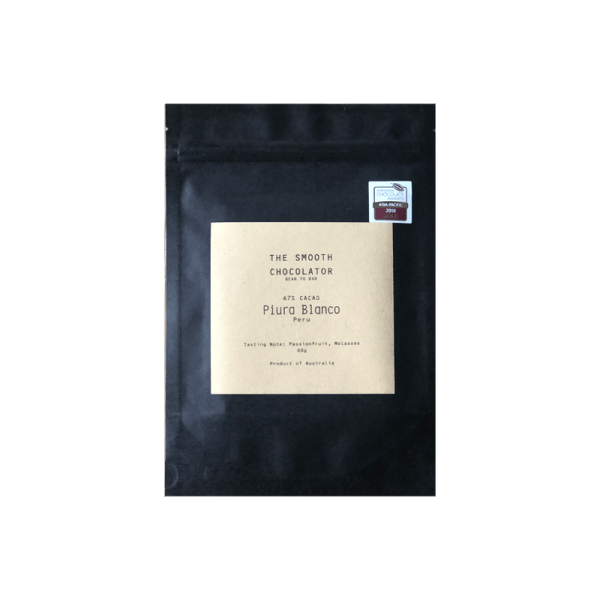 The Smooth Chocolator Piura Blanco
