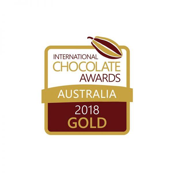 The Smooth Chocolator Award Gold