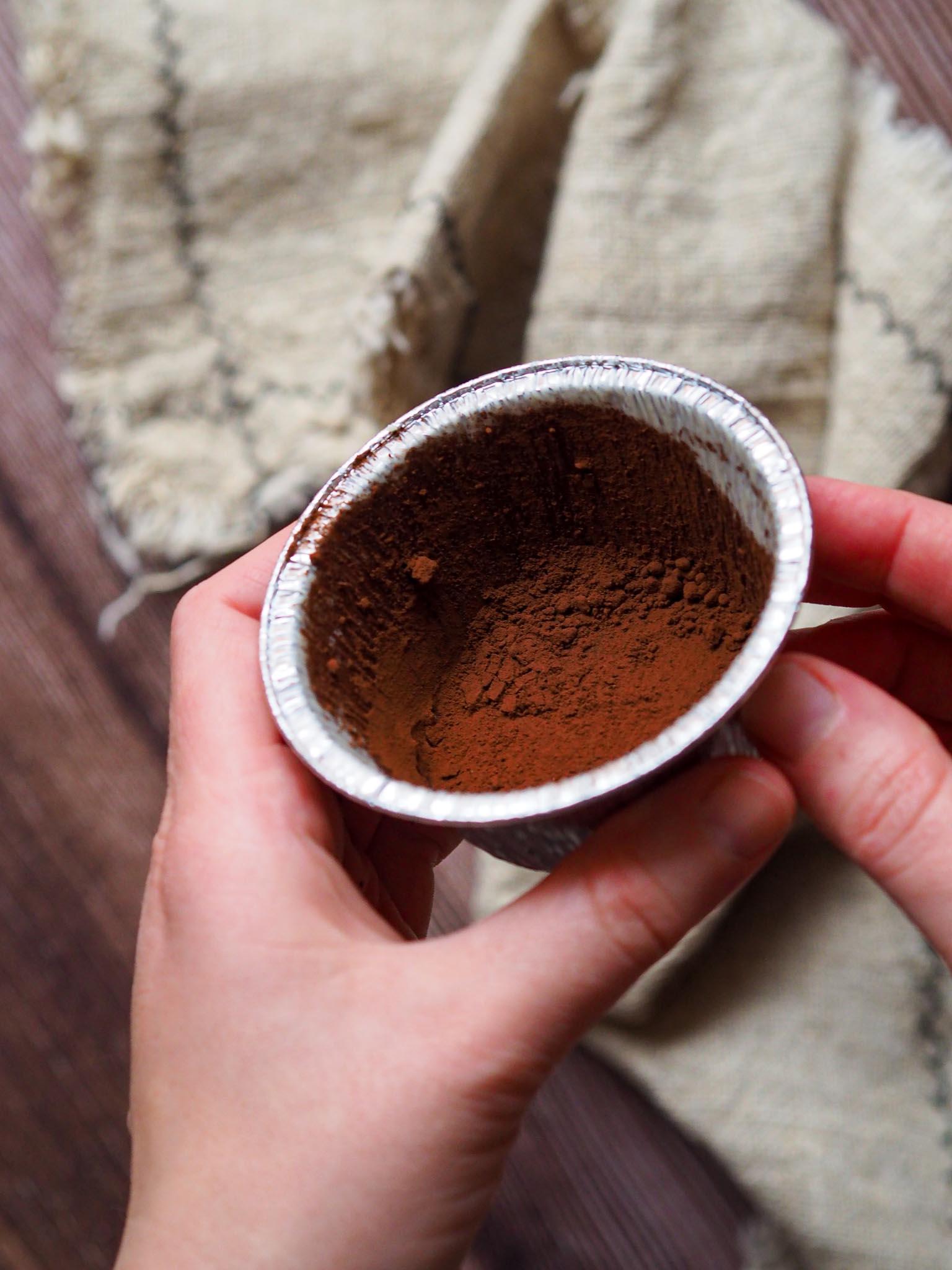 Chocolate brownie step 2