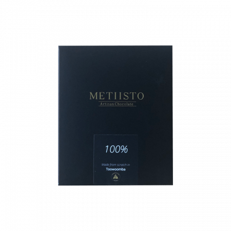 Metiisto 100 per cent dark chocolate