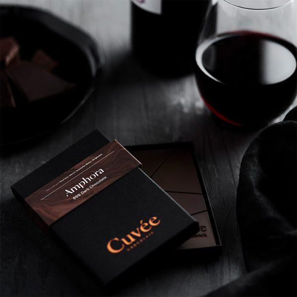 Amphora dark chocolate 65 per cent