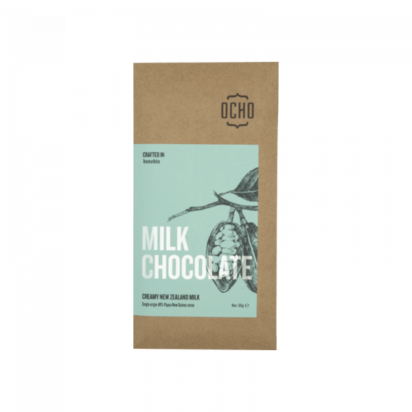 Ocho Milk Chocolate