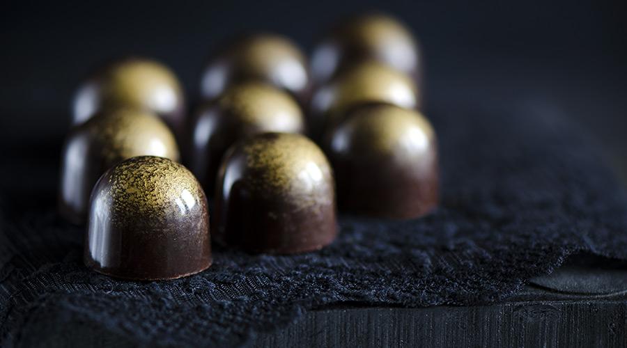 chocolate is affordable luxury