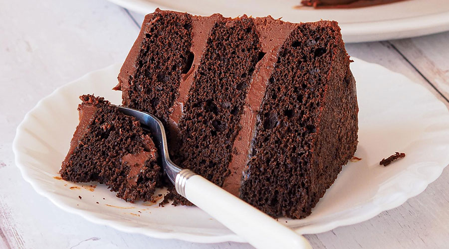 the ultimate layer chocolate cake