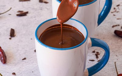 Aztec Spicy Hot Chocolate Recipe