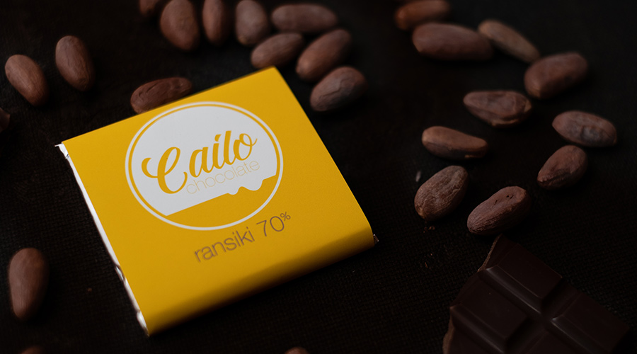 cailio chocolate maker interview ransiki
