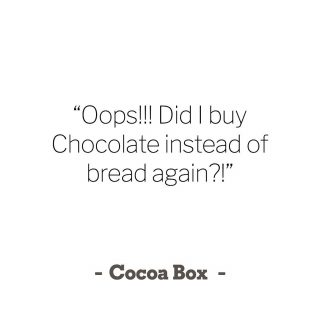 ✨ Lol Ooops .... has this happened to you recently?! 😂🍫✨ #sorrynotsorry