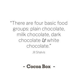 According to Jill, there are four basic food groups... But what's your favourite?? 🥰🍫 🙌⁠⠀ .⁠⠀ .⁠⠀ .⁠⠀  #food #foodie #chocolate #chocolatelover #quoteoftheday #quotes #instafood